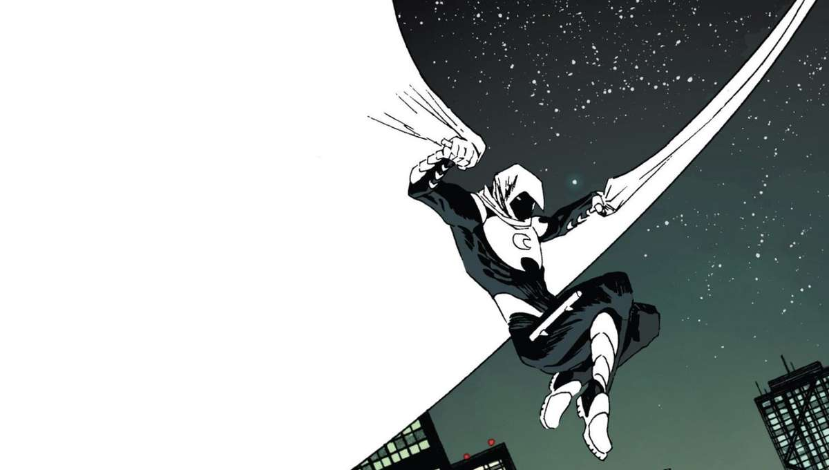 Moon Knight Declan Shalvey