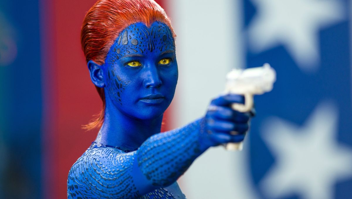Mystique in X-Men: Days of Future Past