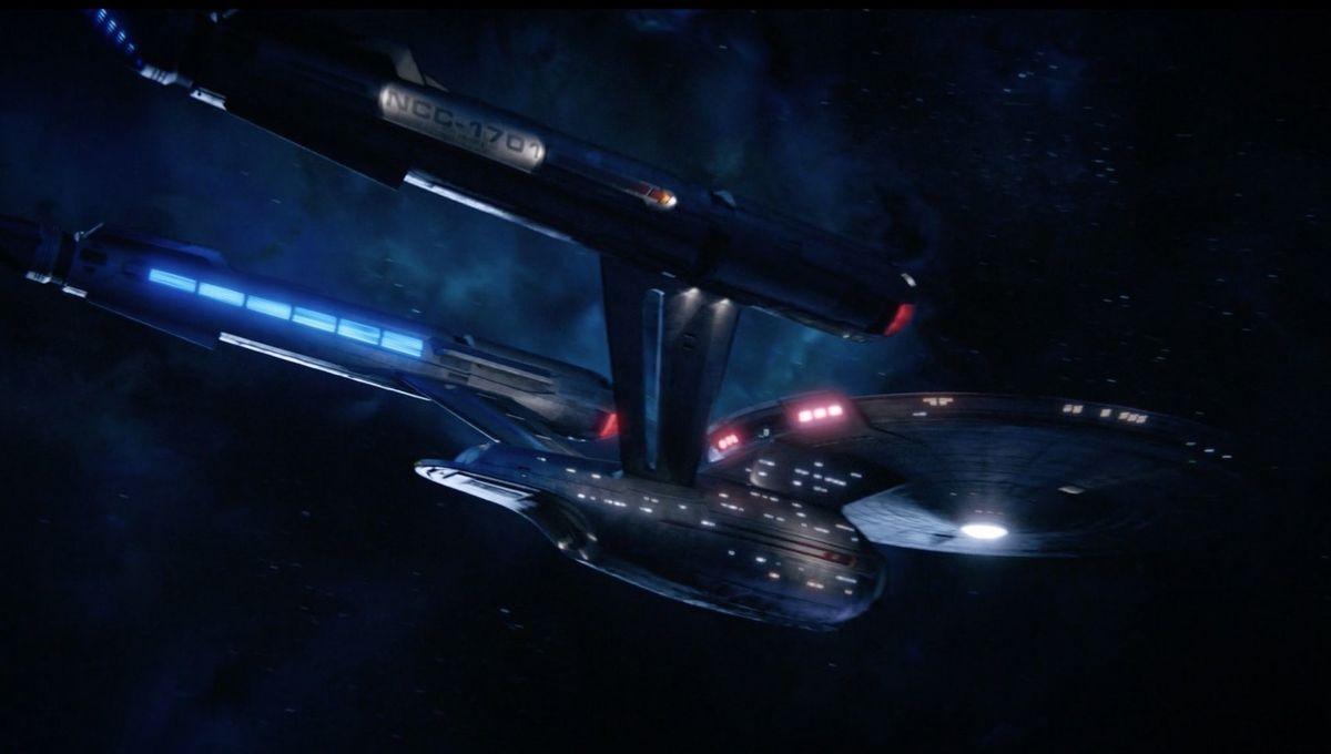 Star Trek Discovery Enterprise