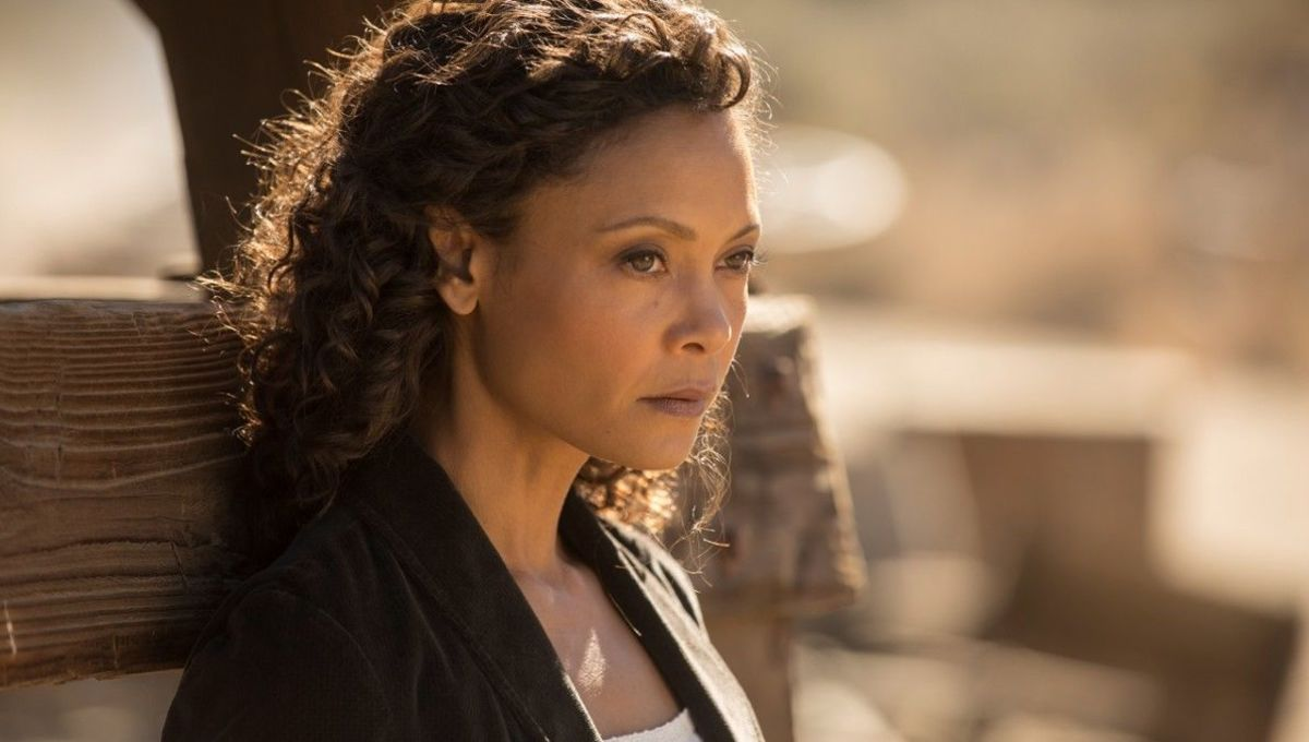 Westworld Thandie Newton