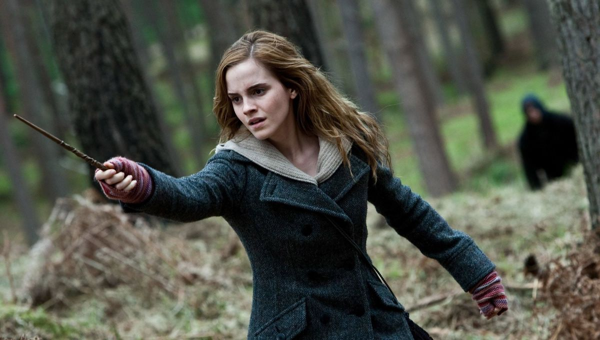 Harry Potter and the Deathly Hallows Part 1- Hermione