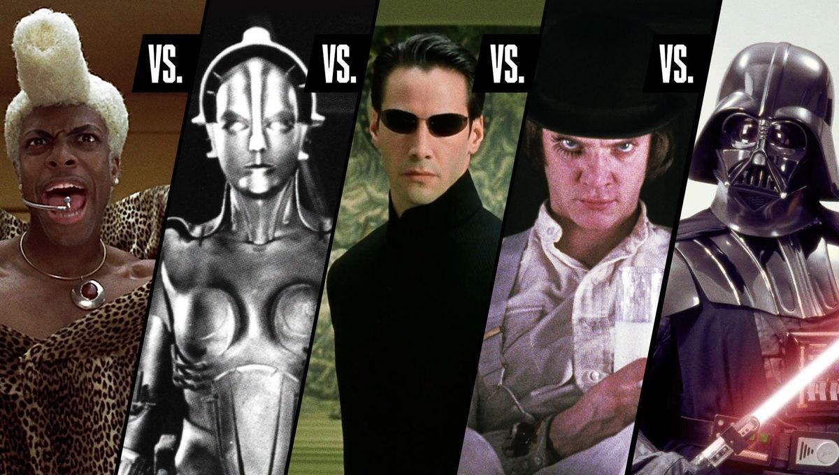 Debate Club: Best Sci Fi Costumes