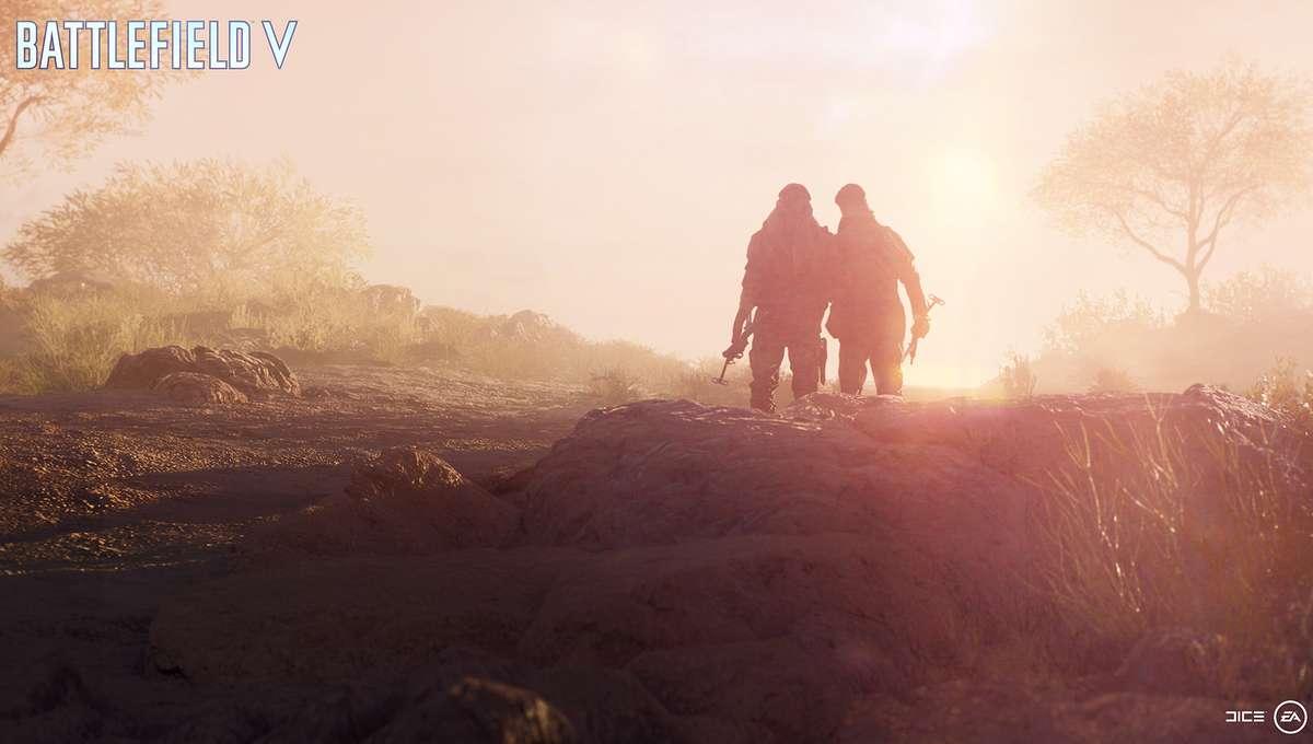 battlefield v under no flag