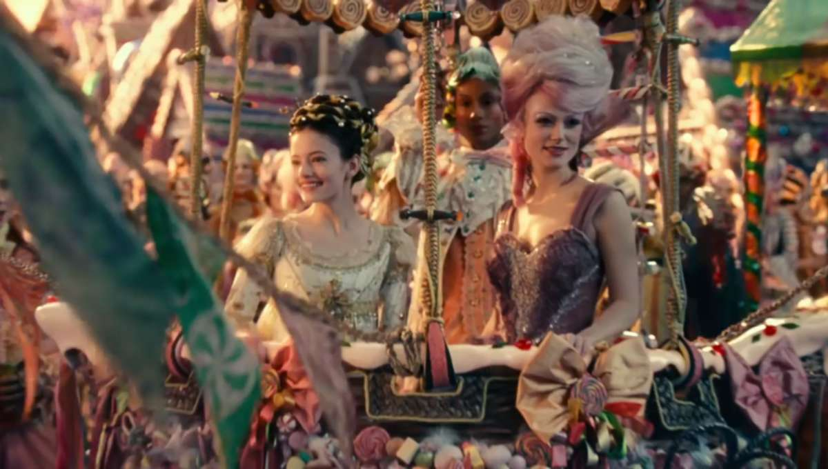 Nutcracker Four Realms Disney