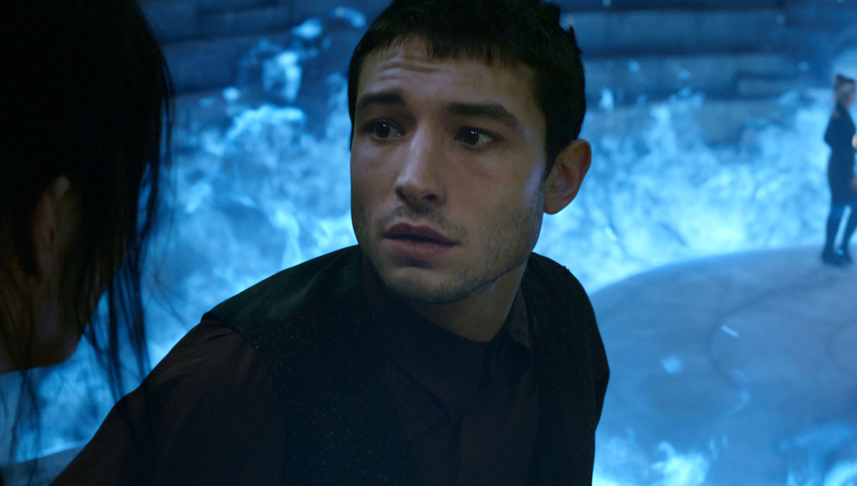Ezra Miller Credence Fantastic Beasts: The Crimes of Grindelwald