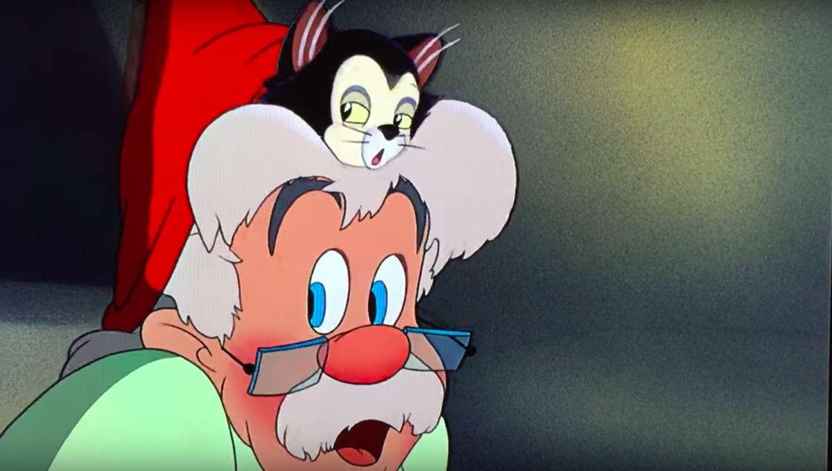 Geppetto Pinocchio Disney