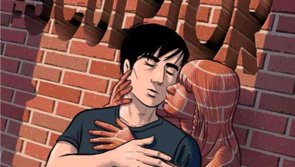 The Sculptor Scott McCloud graphic novel