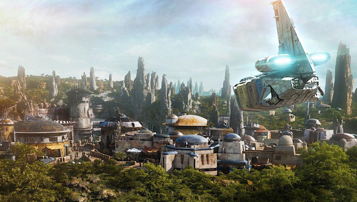 Star Wars Galaxys Edge Disneyland