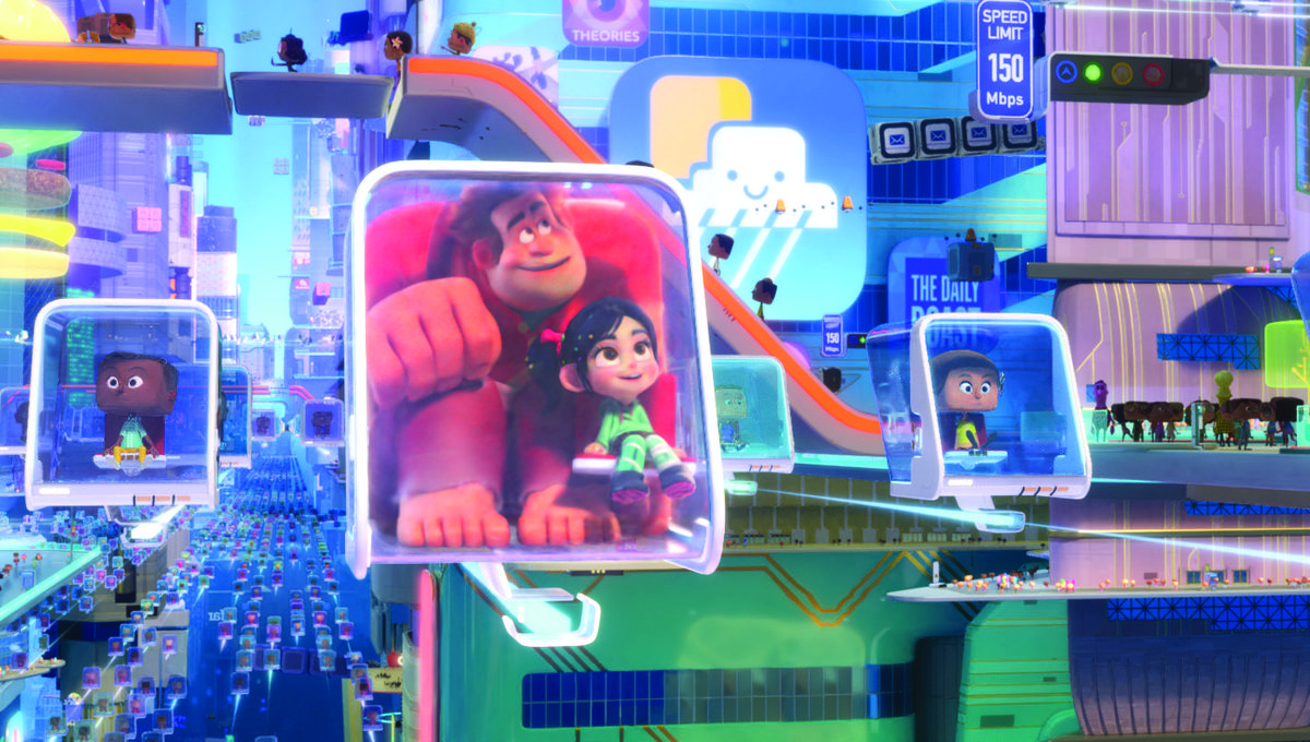 Ralph breaks the internet still