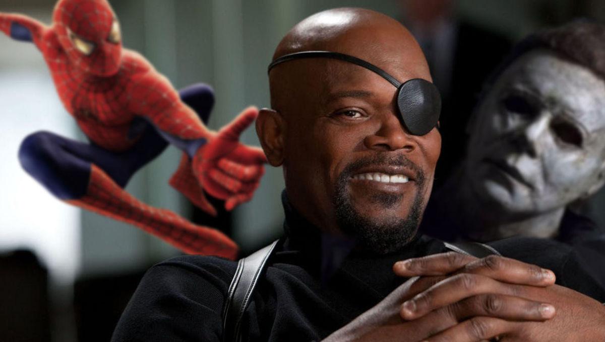 Nick Fury Spider-man halloween bad avengers 4 fan theory