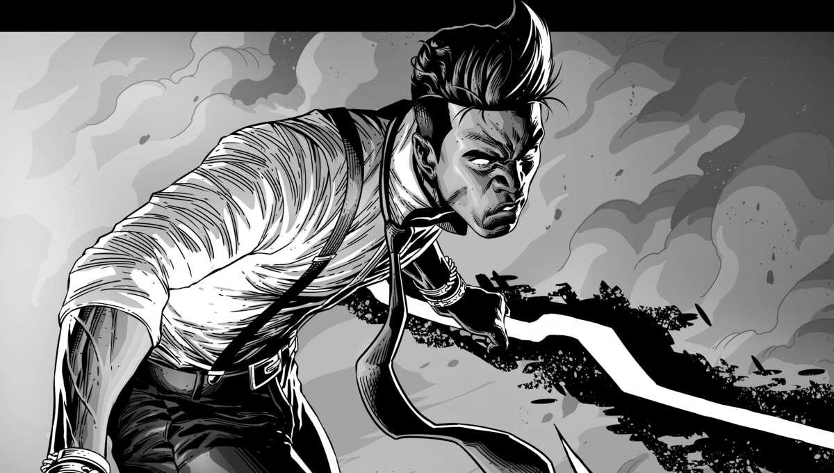 Crescent City Monsters_Jonas_swords