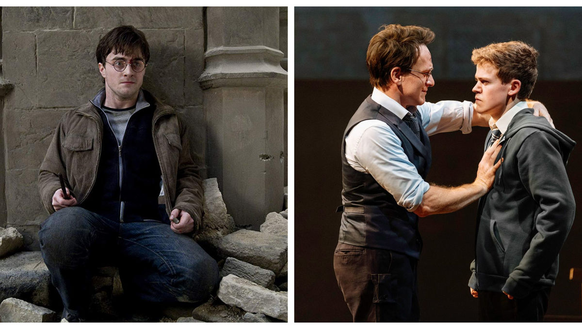 Daniel Radcliffe Harry Potter and the Cursed Child