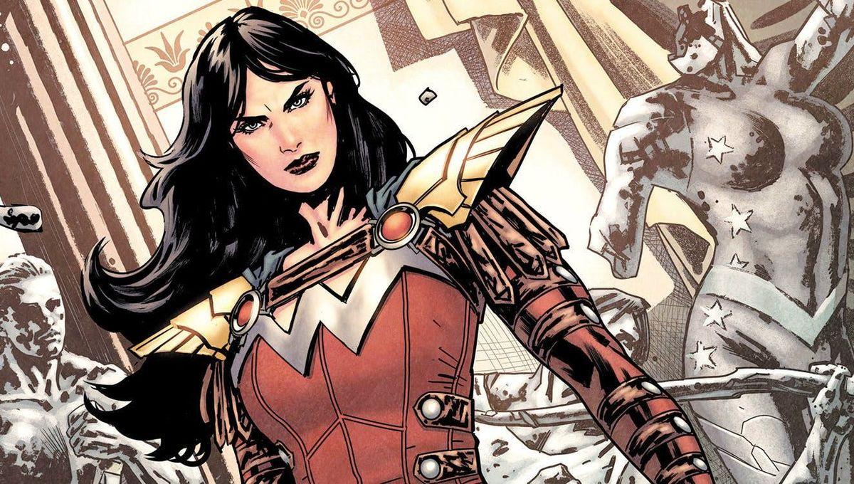Donna Troy Wonder Girl