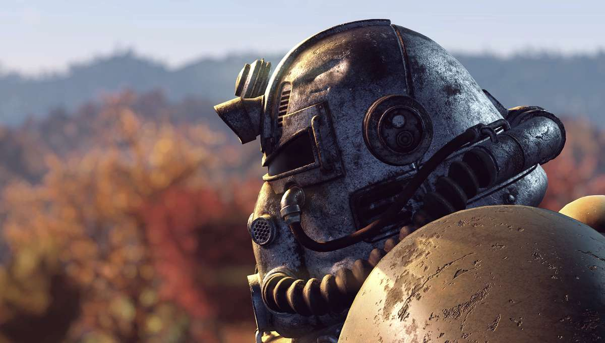 Fallout 76 - Power Armor Hero