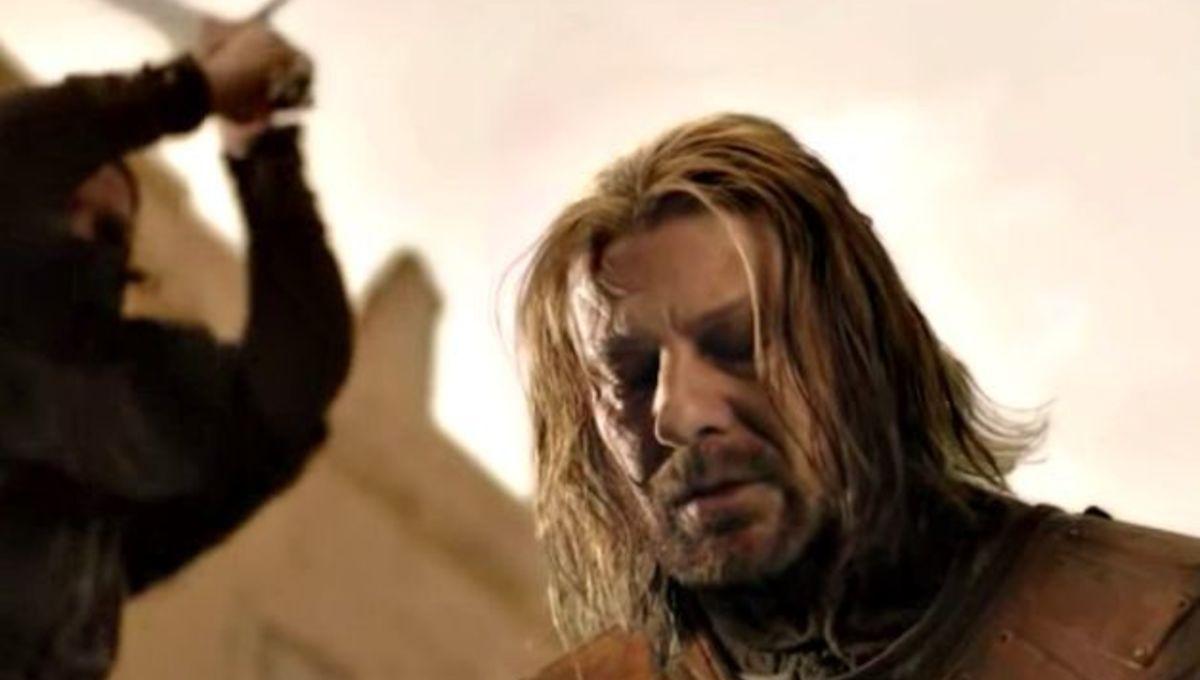 Ned Stark Dies