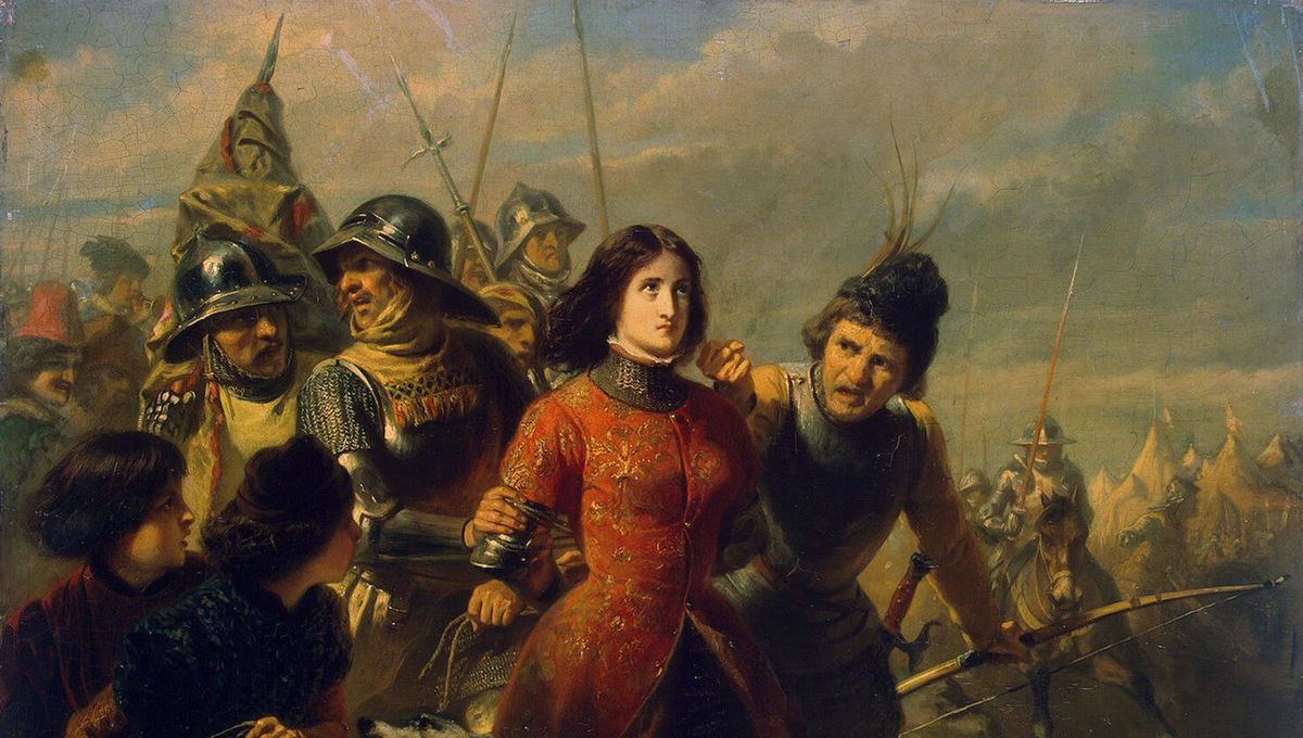 Joan of arc Getty hero