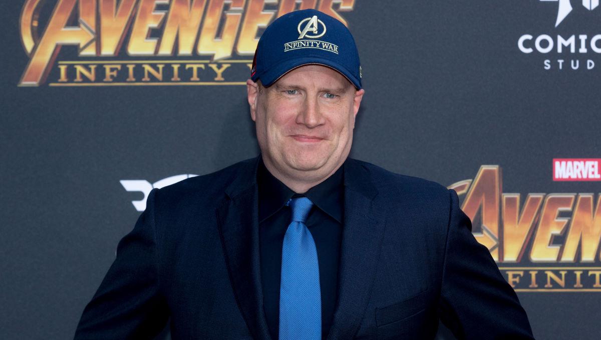 Kevin Feige Marvel Studios