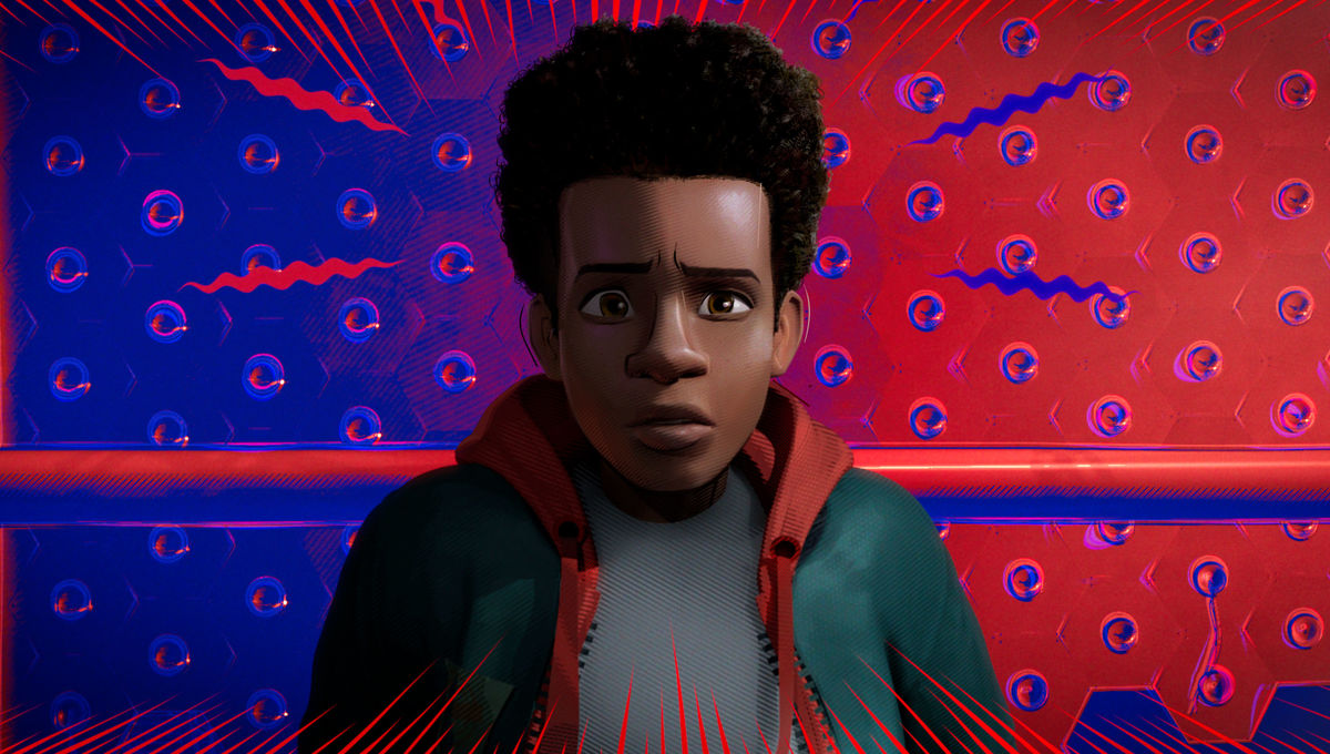 Into the Spider Verse Hero