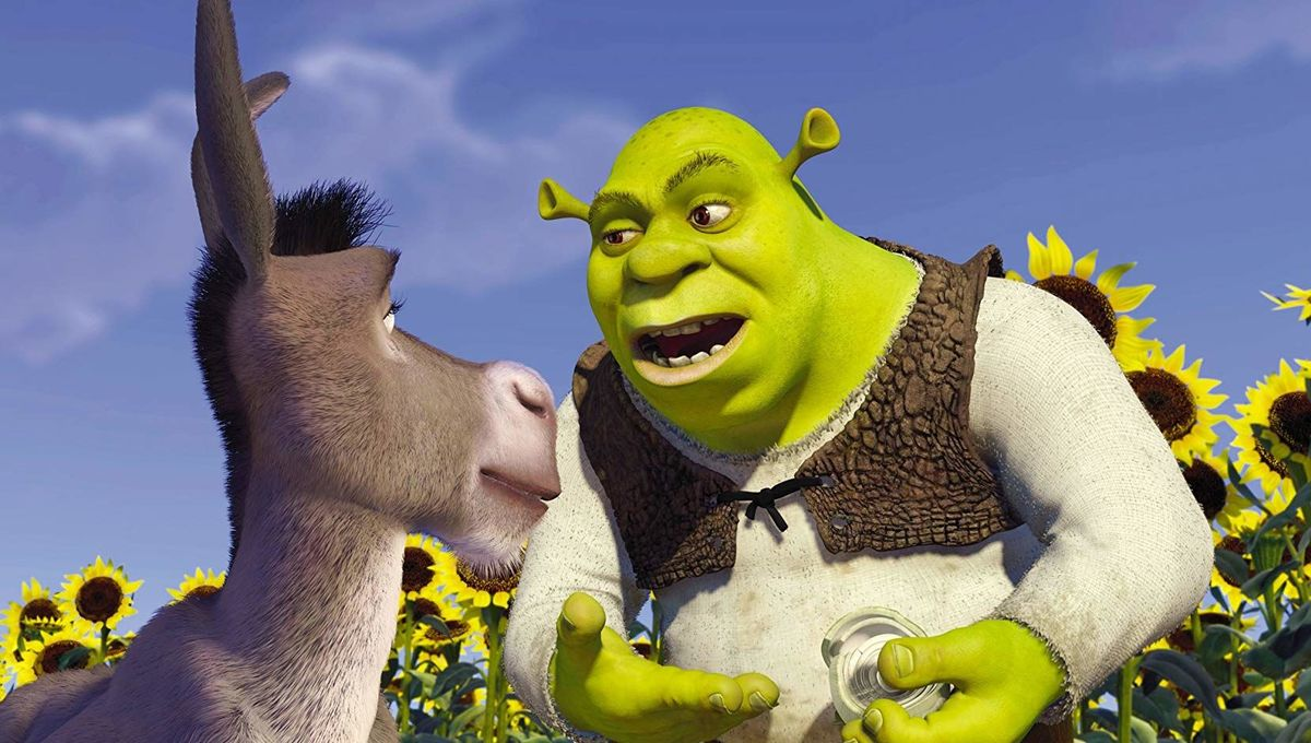 Shrek Mike Myers Eddie Murphy
