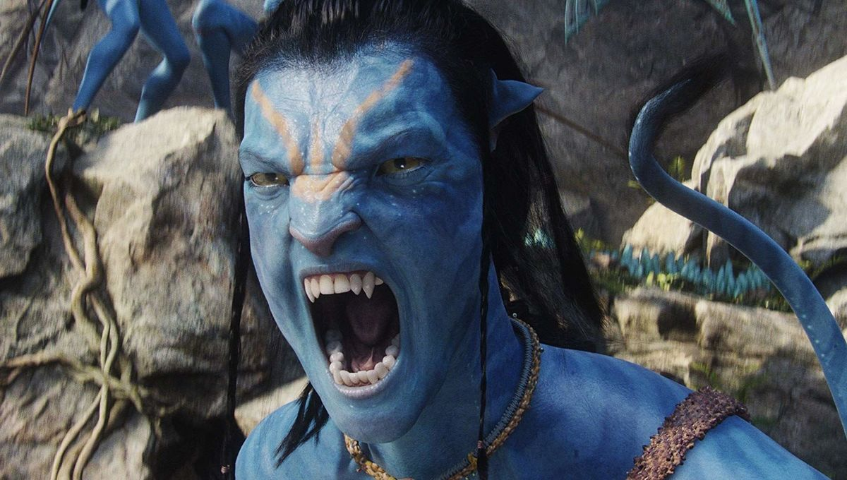Avatar James Cameron Sam Worthington