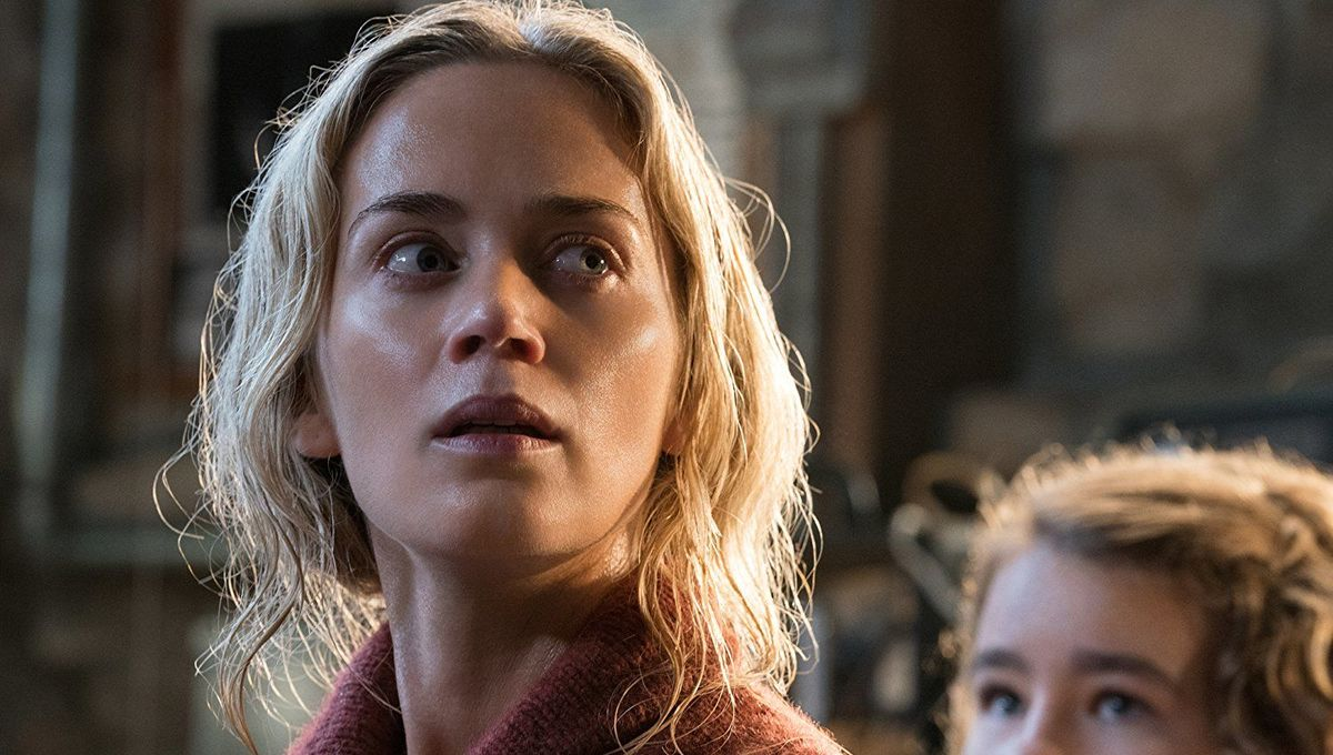 Emily Blunt Millicent Simmonds A Quiet Place