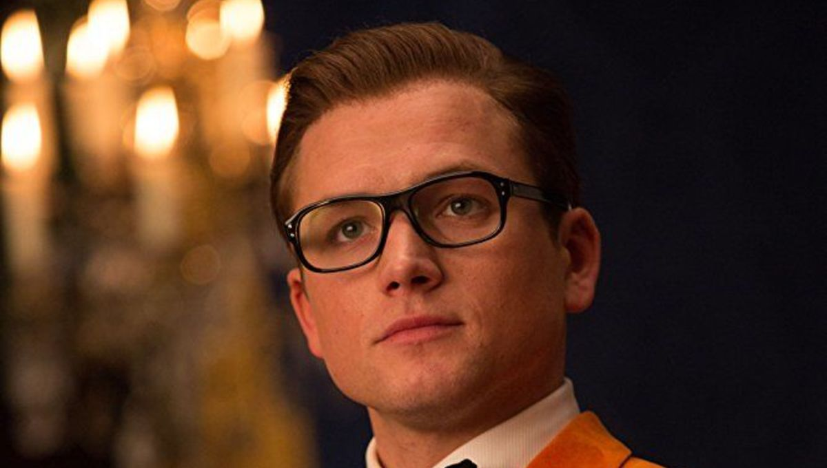 Kingman: The Golden Circle Taron Egerton