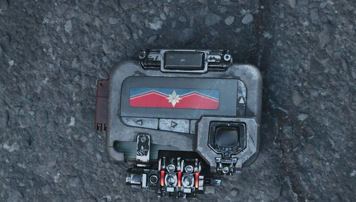 Nick Fury pager