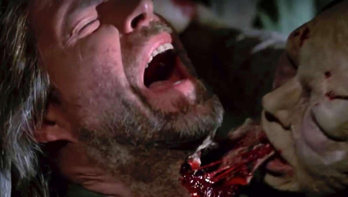 Greg Nicotero in George Romero's Day of the Dead