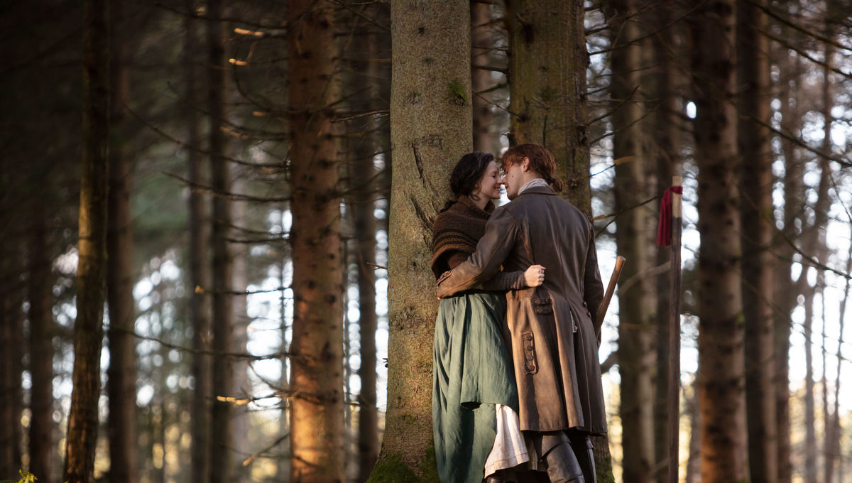 Outlander 404, Jamie and Claire