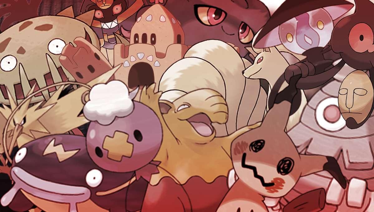 Pokemon dark origins cover