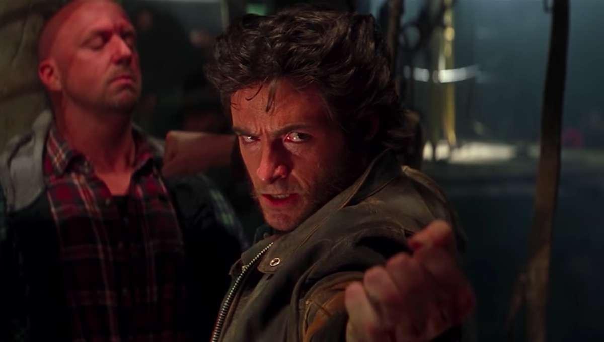 Wolverine Hugh Jackman X-Men