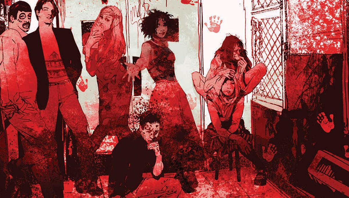 Survivors Club 7 DC Vertigo