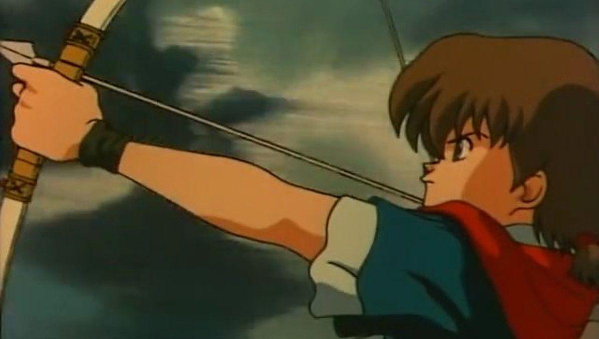 Robin Hood anime