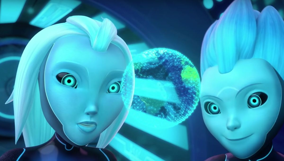 3Below- Aja and Krel