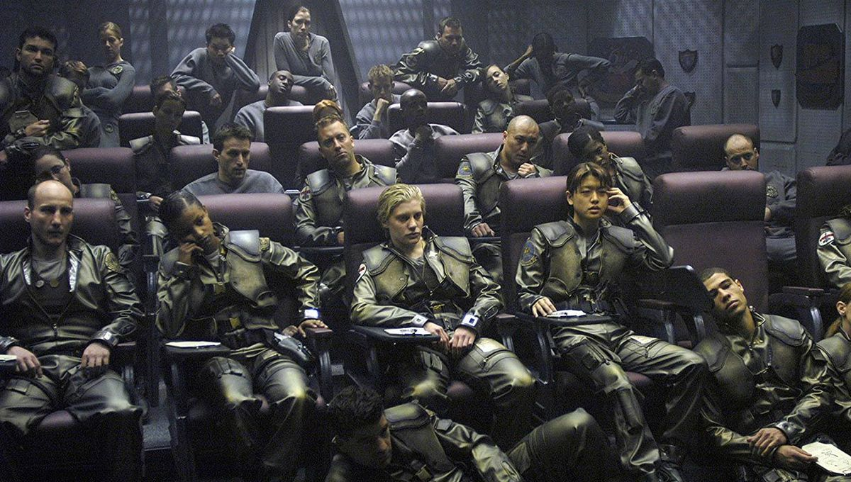Battlestar Galactica 33