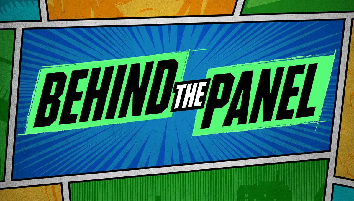 Behind the Panel podcast revised