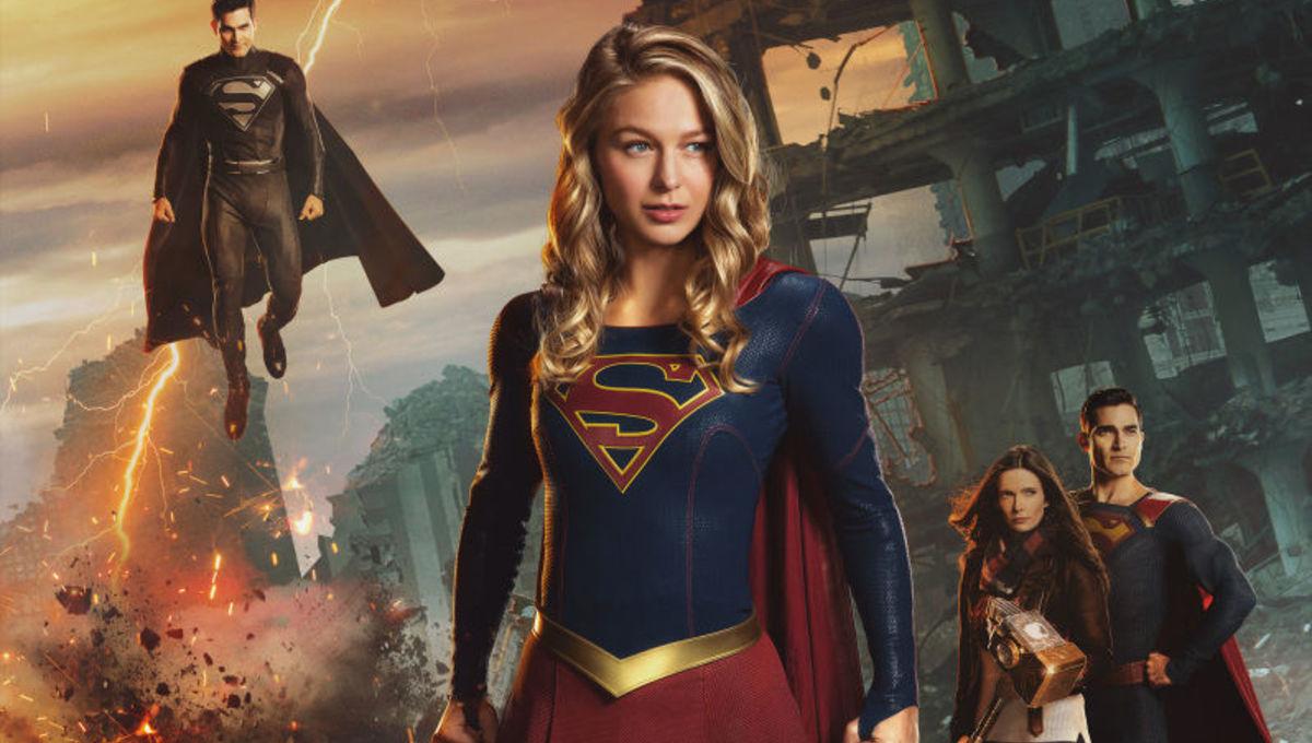 Arrowverse Elseworlds, Supergirl