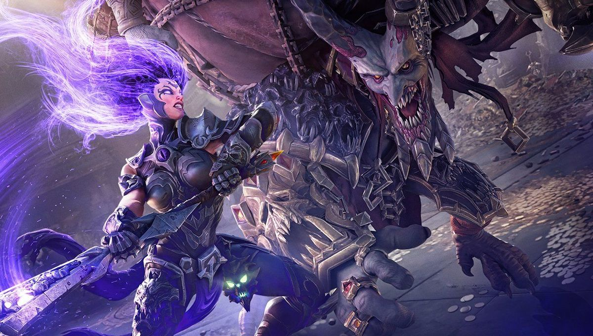 Darksiders 3: Fury