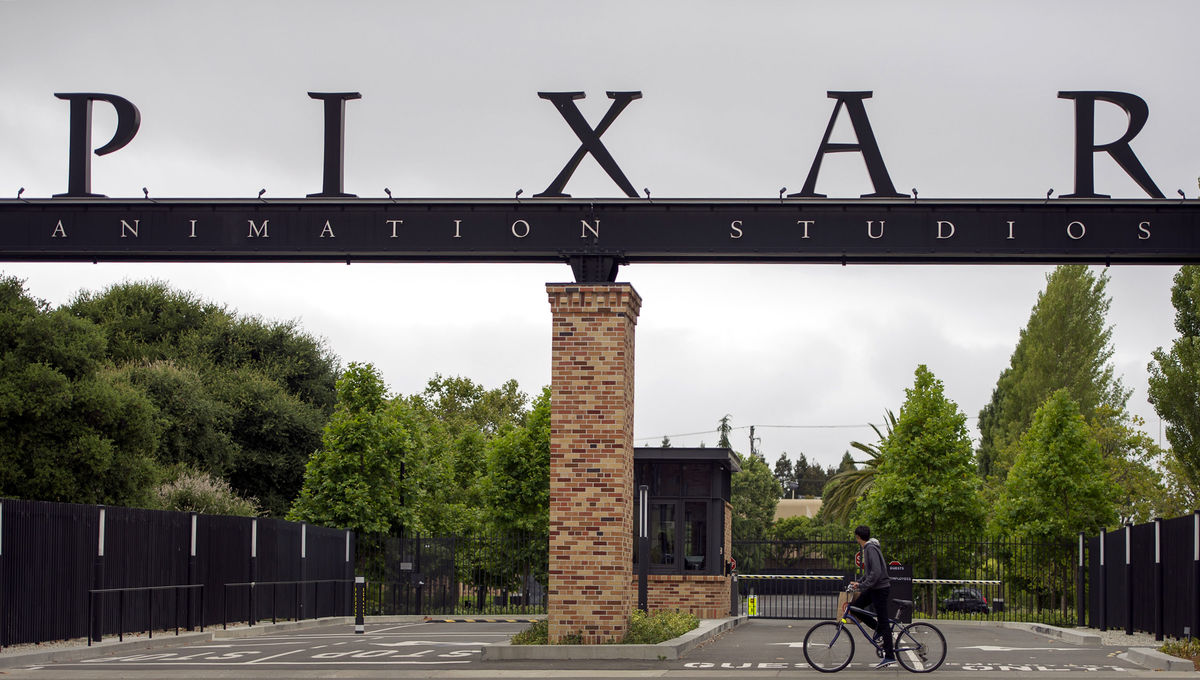 Pixar Animation headquarters