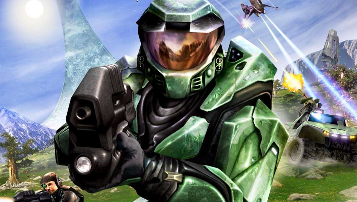 Halo Combat Evolved via official Instagram 2018