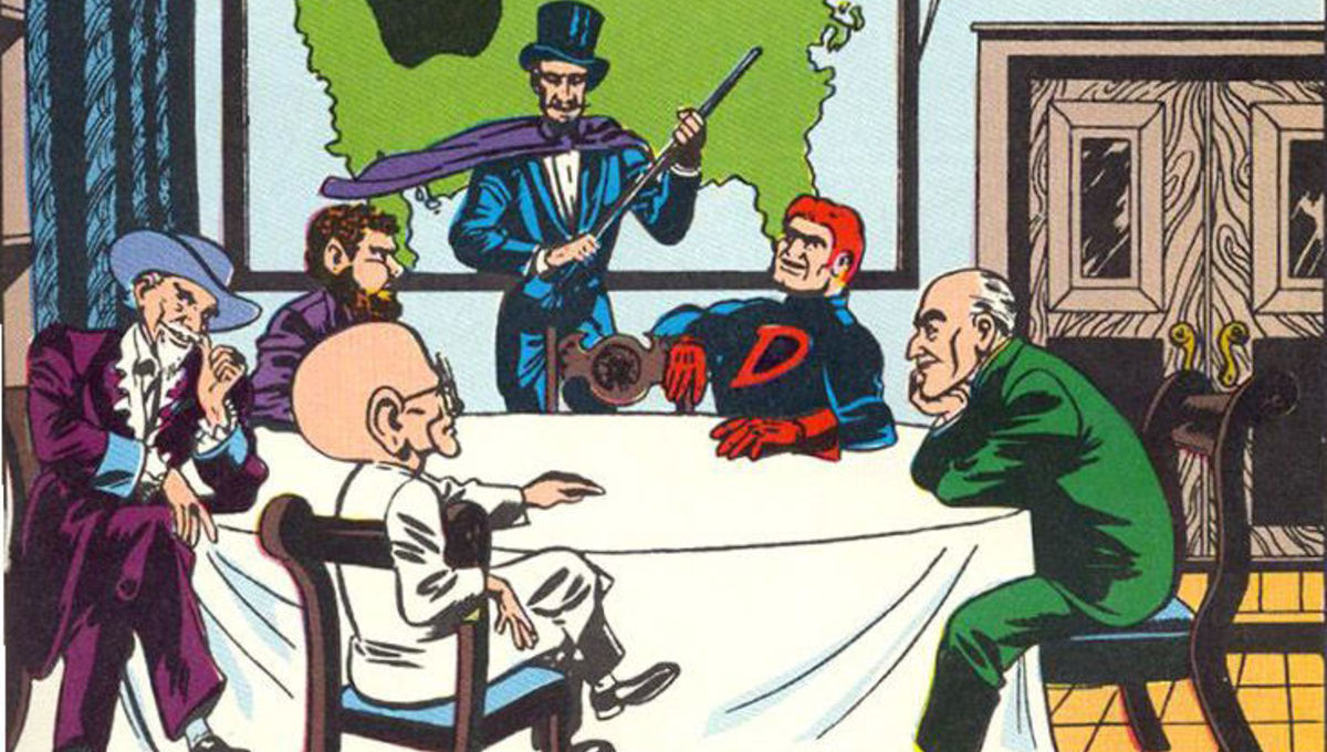Injustice Society All Star Comics #3