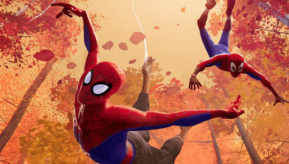 Into the Spider-Verse via Sony Official Site 2018