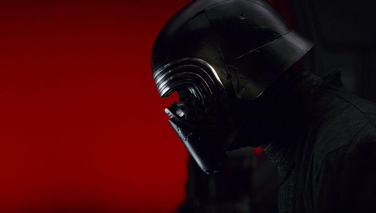 Kylo Ren Star Wars: The Last Jedi