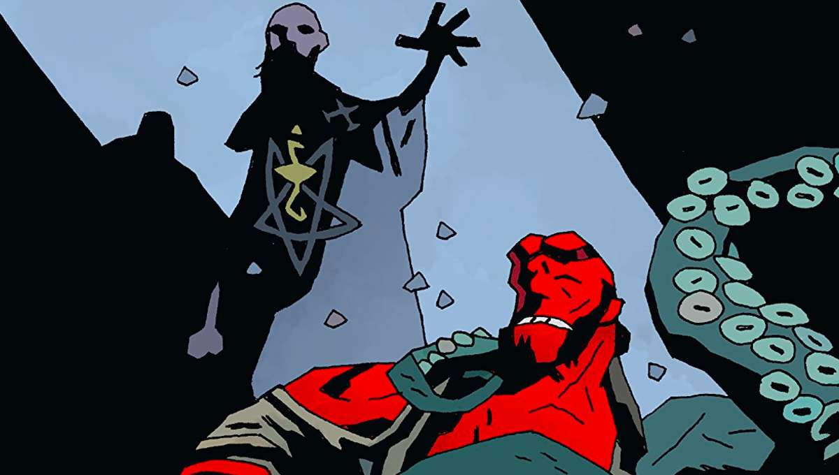 Hellboy Seed of Destruction Mike Mignola Dark Horse