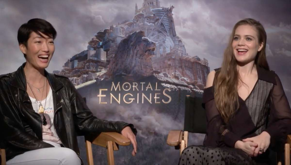 Mortal Engines Interview