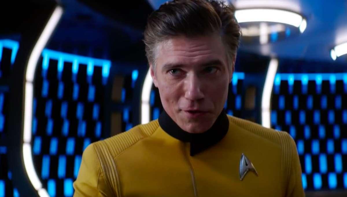 Anson Mount in Star Trek: Discovery