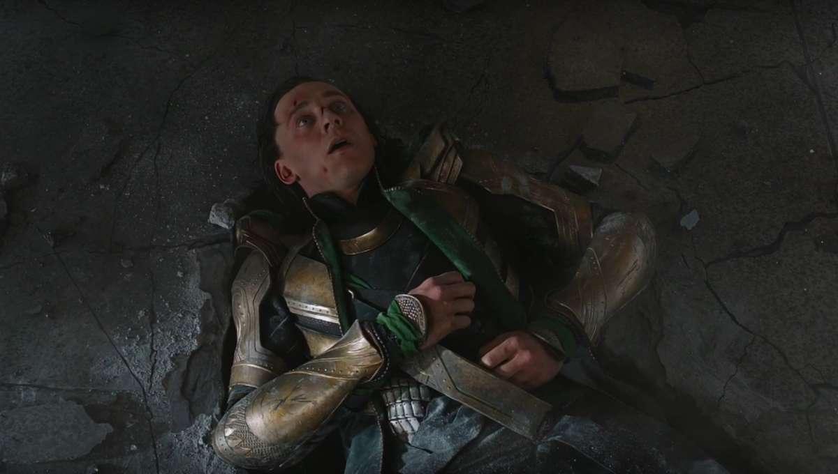 Loki Tom Hiddleston Marvel's The Avengers
