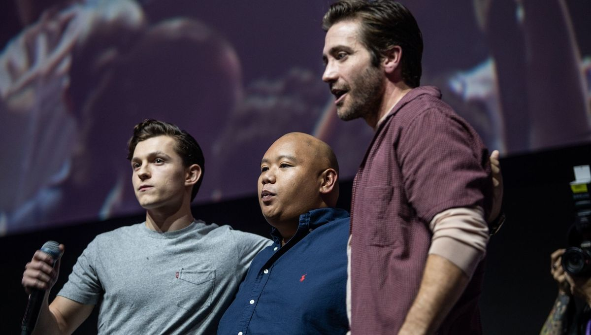 Spider-Man Far from Home Tom Holland Jacob Batalon Jake Gyllenhaal