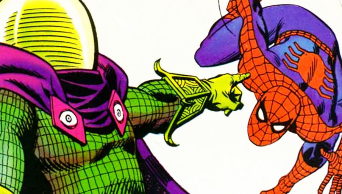 Mysterio Spider-Man