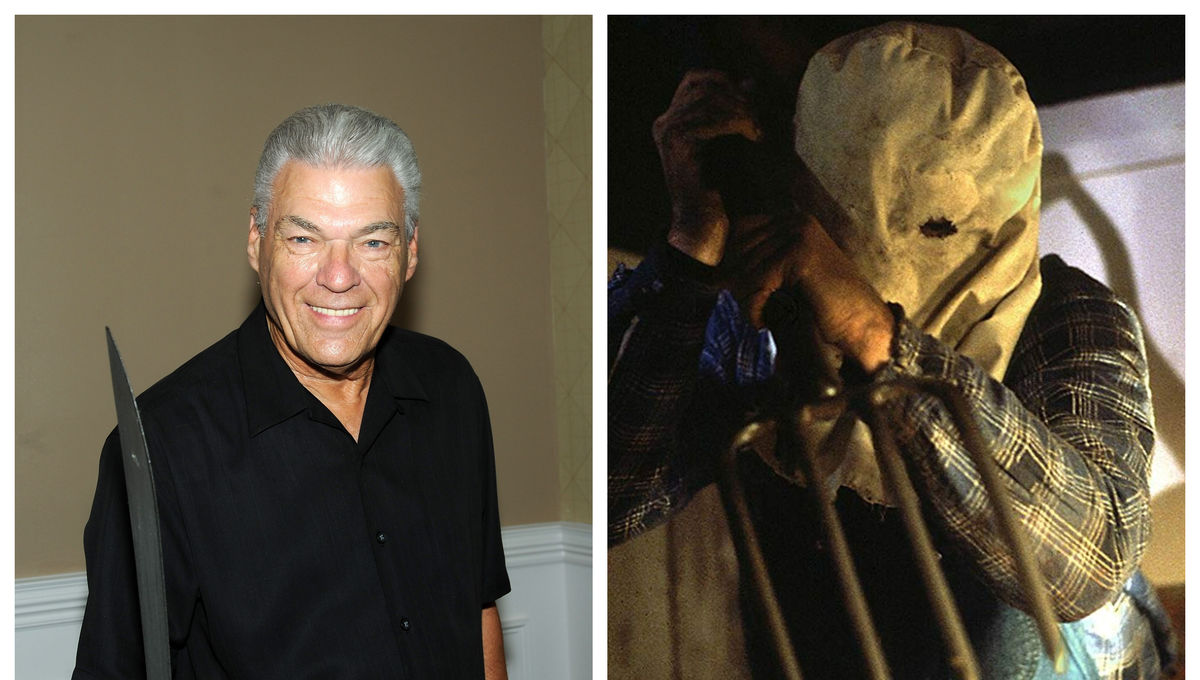 Steve Dash Sack Headed Jason Voorhees In Friday The 13th Part Ii Dead At 74